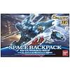 "BAN - Bandai Gundam #05 G-Self Option Space Backpack ""Gundam Reconguista in G"", Bandai HG G-Reco"
