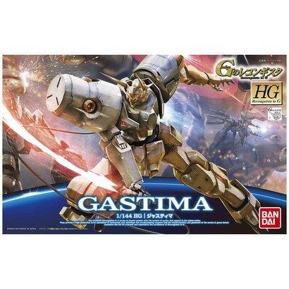 BAN - Bandai Gundam 196689 1/144 Gastima