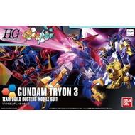 BAN - Bandai Gundam 196707 1/144 Gundam Tryon 3