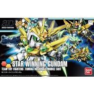 BAN - Bandai Gundam #30 Star Winning Gundam HGBF