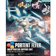 BAN - Bandai Gundam #21 Portent Flyer HGBC