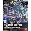 BAN - Bandai Gundam 194861 #019 Mock Army Set HGBC