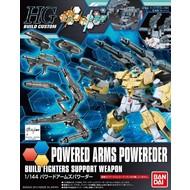 BAN - Bandai Gundam #14 Powered Arms Powereder