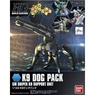 BAN - Bandai Gundam #09 K9 Dog Pack