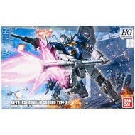 BAN - Bandai Gundam 1/144 Ground Type Thunderbolt Ver Gundam HG