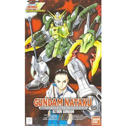 BAN - Bandai Gundam 56316 HG 1/100 Gundam Nataku Endless Waltz