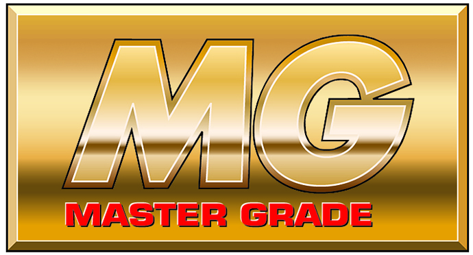 Master Grade at MRS Hobby Shop Sandy Utah