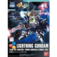 BAN - Bandai Gundam BB#398 Lightning Gundam