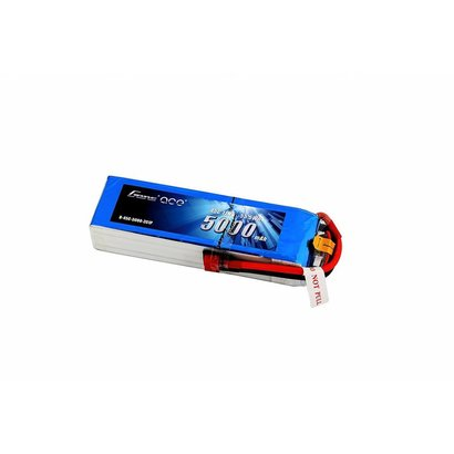Gens ace Gens ace 5000mAh 3S1P 11.1V 45C Lipo Battery Pack with Deans plug