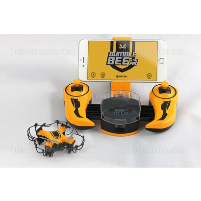 HELSEL BumbleBEE CAMPro Smart Mini FPV Drone w/Propeller Guard