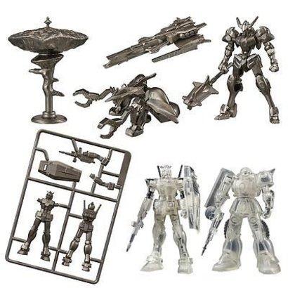 BAN - Bandai Gundam 05767 Gundam Kit Collection #1  Bandai Shokugan Collection