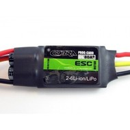 COB Cobra Motors Cobra 80A ESC with 6A Switching BEC