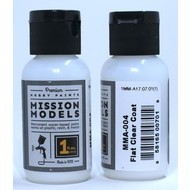 MMP-Mission Models FLAT CLEAR COAT