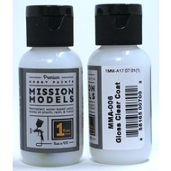 MMP-Mission Models GLOSS CLEAR COAT