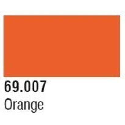 VLJ-VALLEJO ACRYLIC PAINTS 69007 Bottle Orange Mecha Color  17ml