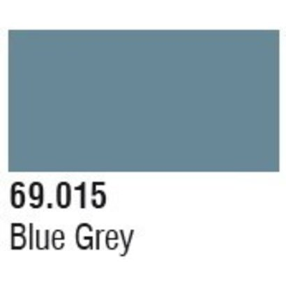 VLJ-VALLEJO ACRYLIC PAINTS 69015 Bottle Blue Grey Mecha Color 17ml