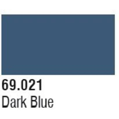 VLJ-VALLEJO ACRYLIC PAINTS 69021 Dark Blue Mecha Color 17ml Bottle