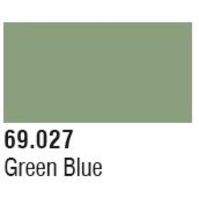 VLJ-VALLEJO ACRYLIC PAINTS 69027 Green Blue Mecha Color 17ml Bottle