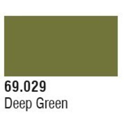 VLJ-VALLEJO ACRYLIC PAINTS 69029 Deep Green Mecha Color 17ml Bottle