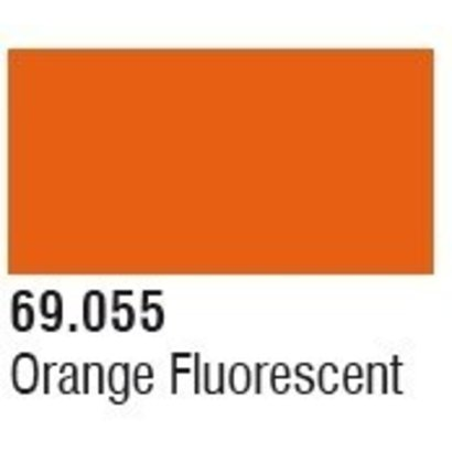 VLJ-VALLEJO ACRYLIC PAINTS 69055 Orange Fluorescent Mecha Color 17ml Bottle