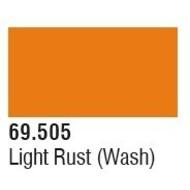 VLJ-VALLEJO ACRYLIC PAINTS 69505 Light Rust Mecha Color 17ml Bottle