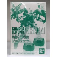 BAN - Bandai Gundam Green Led 2 pack