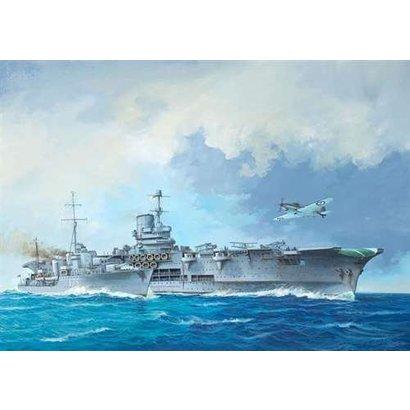 RVL- Revell Germany 05149 1/720 HMS Ark Royal/Tribal Class Destroyer