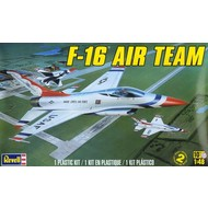 RMX- Revell 1/48 F-16 Air Team