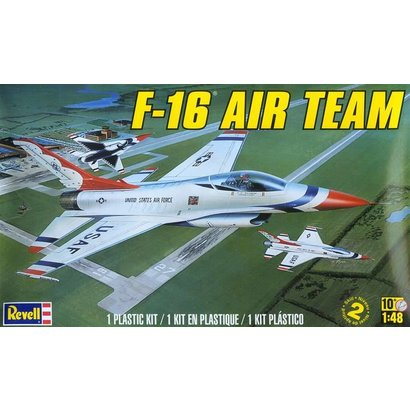 RMX- Revell 1/48 Revell USA F-16 Air Team