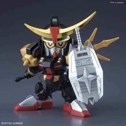 "BAN - Bandai Gundam 219765 BB404 LegendBB Musha Gundam MK-III ""BB Sangokuden"", Bandai SD"
