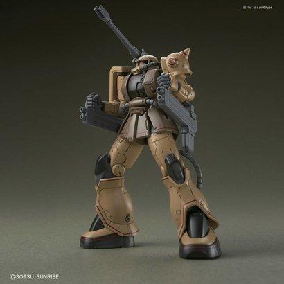 """BAN - Bandai Gundam 219767 Zaku Half Cannon """"Gundam The Origin"""", Bandai HG 1/144"""