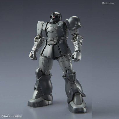 "BAN - Bandai Gundam 219764 Zaku I (Kycilia's Forces) ""Gundam The Origin"", Bandai HG 1/144"