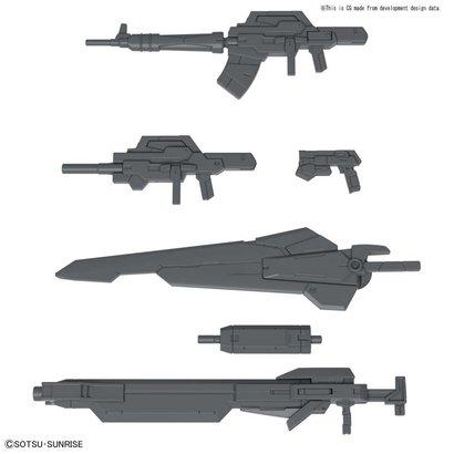 """BAN - Bandai Gundam 220706 24th Century Weapons """"Gundam Build Fighters"""", Bandai HGBC 1/144"""