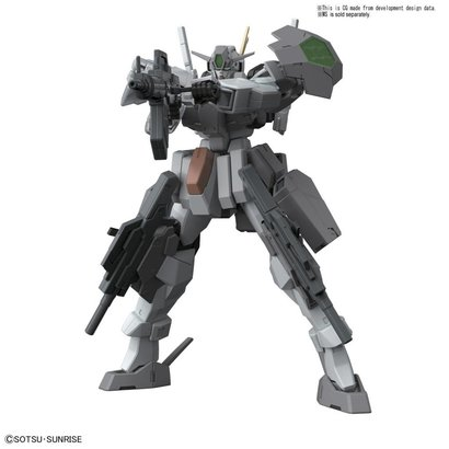 "BAN - Bandai Gundam 220705 Cherudim Gundam Saga Type. GBF ""Gundam Build Fighters"", Bandai HG 1/144"
