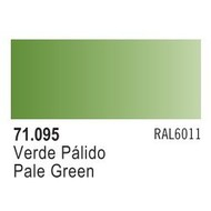 VLJ-VALLEJO ACRYLIC PAINTS Pale Green - Model Air