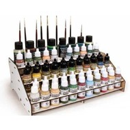 VLJ-VALLEJO ACRYLIC PAINTS 26007 - DISPLAY FRONT MODULE STAND  SC