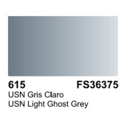 VLJ-VALLEJO ACRYLIC PAINTS 70615 - USN LIGHT GHOST GREY        17ML