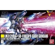 BAN - Bandai Gundam #188 LM312V04+SD-VBO3A V-Dash