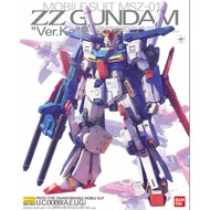 BAN - Bandai Gundam ZZ Gundam Vs.Ka Zz 1/100