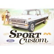 MOE - Moebius 1/25 1972 Ford Sport Custom Pick-Up