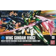 BAN - Bandai Gundam #06 Wing Gundam Fenice HG