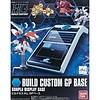 BAN - Bandai Gundam 185156 1/144 #000 GP Gunpla Display Base