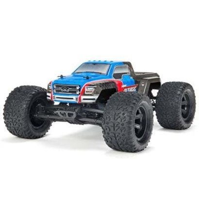 ARA - Arrma AR102674 1/10 Granite Voltage 2WD Mega RTR Blue/Black