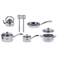 AZT - Aztec Imports POT & PAN SET/10 pc