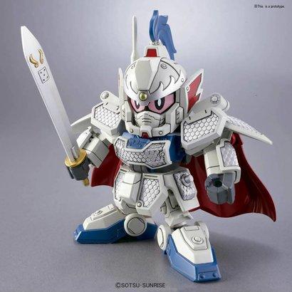 "BAN - Bandai Gundam BB406 GongSun Zan Ez-8 & Four Symbols Ogre Armor Chariot ""BB Senshi Sangokuden"" Bandai SD"