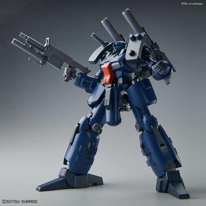"BAN - Bandai Gundam Guncannon Detector ""Gundam UC"" Bandai RE/100"