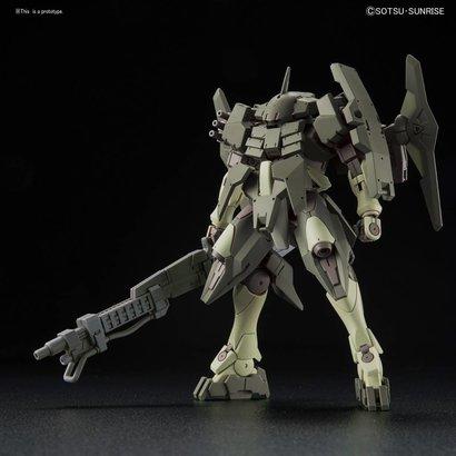 "BAN - Bandai Gundam 221055 Striker GN-X ""Build Fighters"", Bandai HGBF 1/144"
