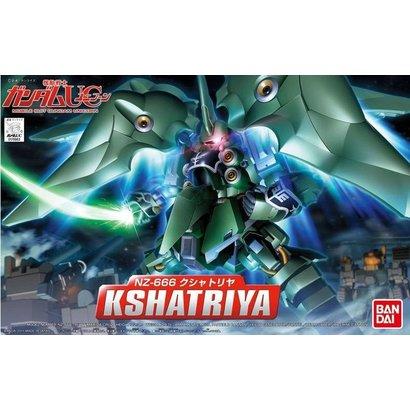 BAN - Bandai Gundam BB#367 Kshatriya Bandai SD