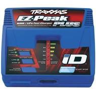 TRA - Traxxas EZ-Peak Plus 4amp NiMH/LiPo Charger w/iD