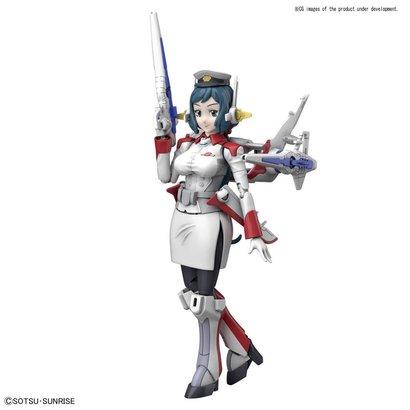 "BAN - Bandai Gundam 225769 Mrs. Loheng-Rinko ""Gundam Build Fighters"", Bandai HGBF 1/144"